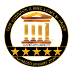 BauerFinancial 5-star rating for Jan 2020